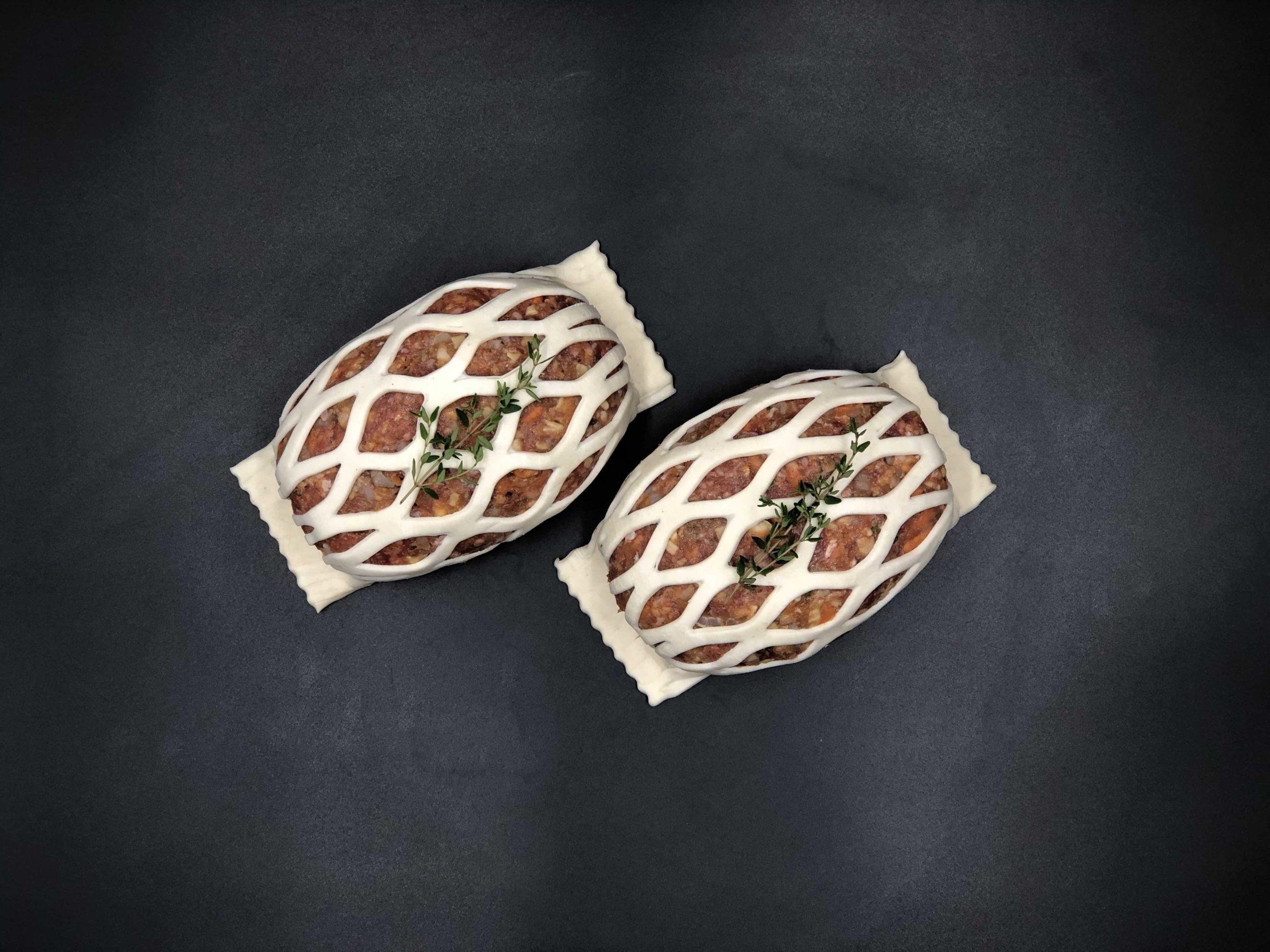 gourmet meatloaf