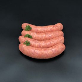 thick sausages