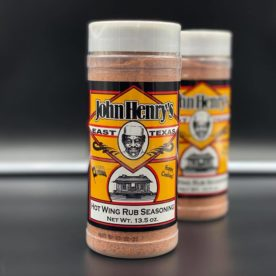 John Henry's hot wings meat seasoning rub